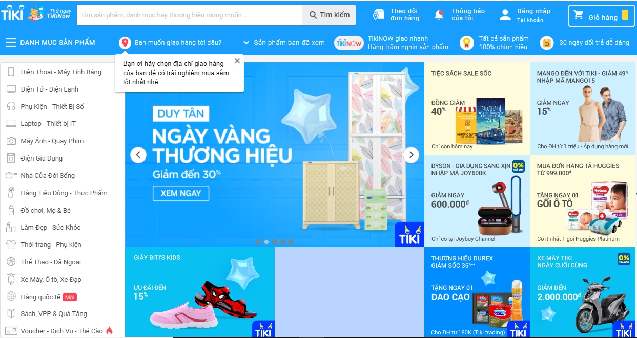 website la gi va co nhung kieu website nao