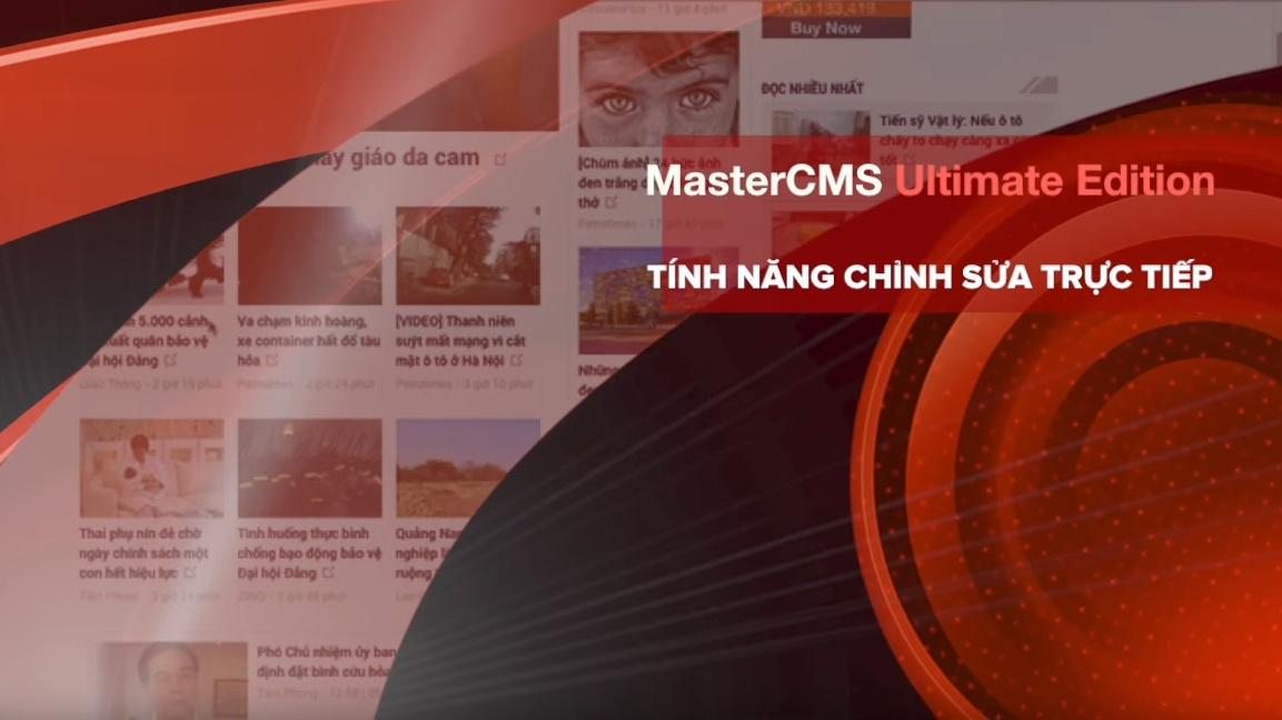 mastercms ultimate edition ra mat tinh nang live update