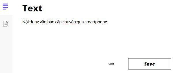 thu thuat chuyen du lieu giua smartphone va may tinh khong can cap ket noi