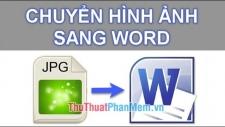 phan mem chuyen anh sang word chuan nhat